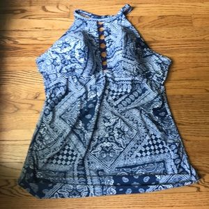 Swim by cacique top size 24